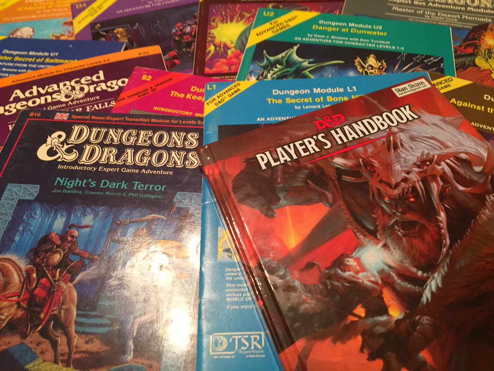 B/X & AD&D Modules Converted to 5e and Forgotten Realms